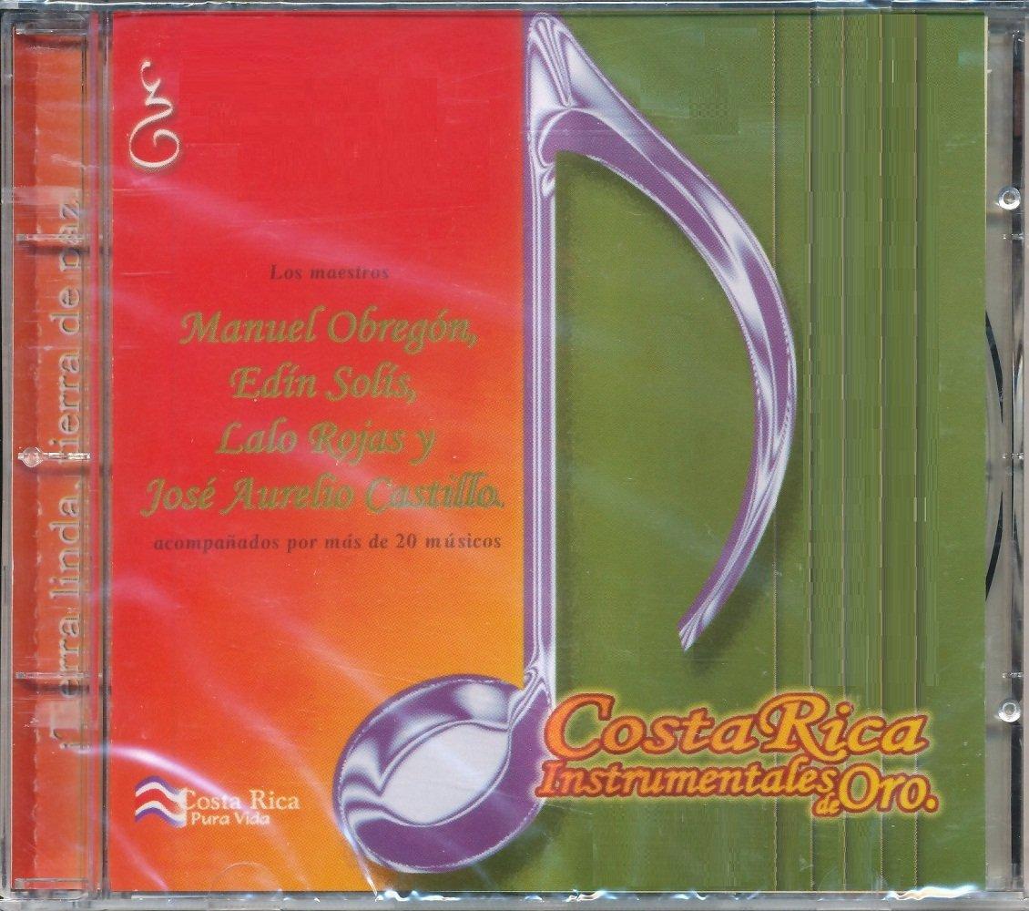 Costa Rica Instrumentales de Oro.