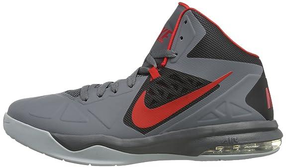 new product b1bd8 47b43 Nike Air Max Body U, Chaussures de Basketball homme - Noir - Noir, 43 EU   Amazon.fr  Chaussures et Sacs