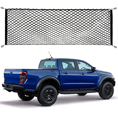 etopmia Truck Bed Cargo Net Truck Net Organizer Fit for Ford F-150 F150 F 150 2015 2016 2020 2020: Automotive