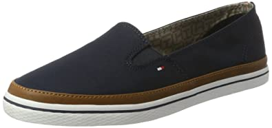 pretty nice 2bf28 0d374 Tommy Hilfiger Damen K1285esha 7d Slipper: Amazon.de: Schuhe ...