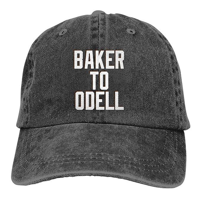 d725509e Amazon.com: Adjustable Baseball Cap Cleveland Baker to Odell Cool ...