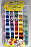 Madeira Incredible Threadable Embroidery Box 80 Rayon Smart Spools 20928082