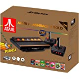 Atari Flashback 8 Gold Console Black 857847003820