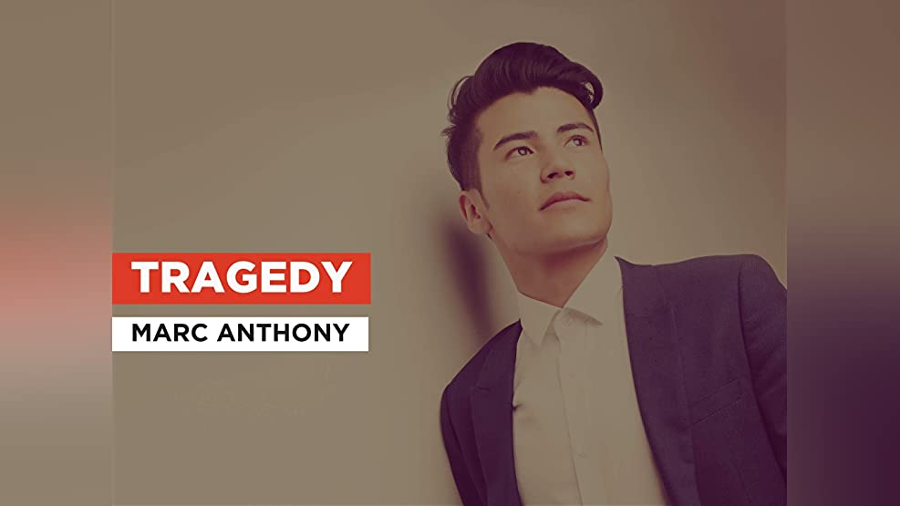 Tragedy in the Style of Marc Anthony