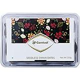 Carnival Seedless Oman Dates 250 grams