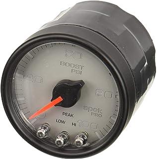 Fuel Press Auto Meter P314318 Gauge Stepper Motor W//Peak /& Warn 2 1//16 Spek-Pro 2 1//16 100Psi Blk//Chrm