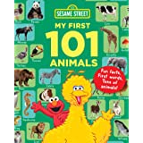 Sesame Street My First 101 Animals (Sesame Street's My First 101 Things)