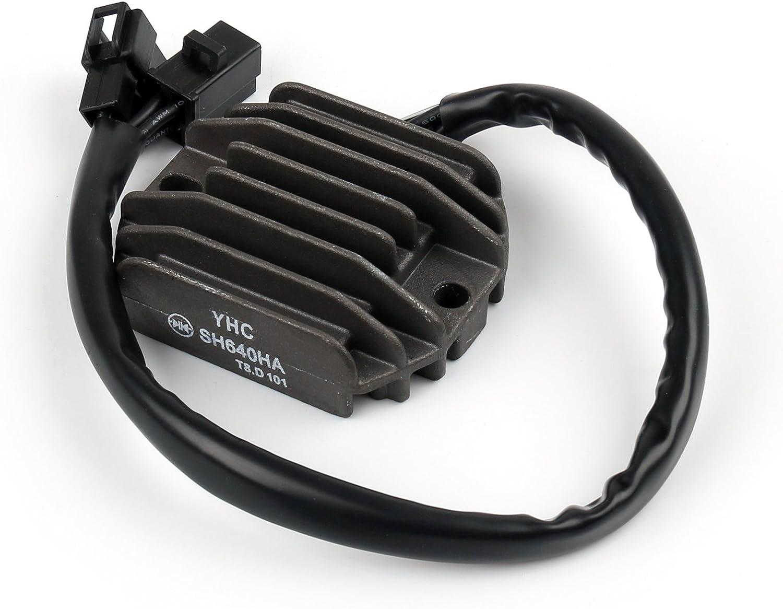 01-09 SH640HA YHC-074 GS500 Mad Hornets Regulator Voltage Rectifier For Suzuki GS500K 04-11