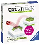 Ravensburger Gravitrax Trampoline Accessory - Marble Run & STEM Toy for Boys & Girls Age 8 & Up - Accessory for 2019 Toy of The Year Finalist Gravitrax