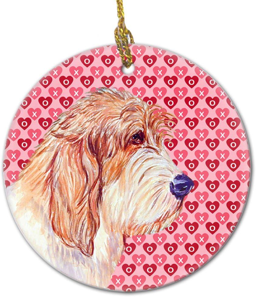 Carolines Treasures Petit Basset Griffon Vendeen Christmas Night Light 6 x 4 Multicolor