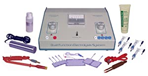 Aavexx 500 Professional Electrolysis Machine for Permanent Non Laser Hair Removal, 115-240 Volt