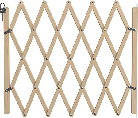 Nordlinger Pro 742000 StopFix – Barrera para animales de madera extensible: Amazon.es: Bricolaje y herramientas