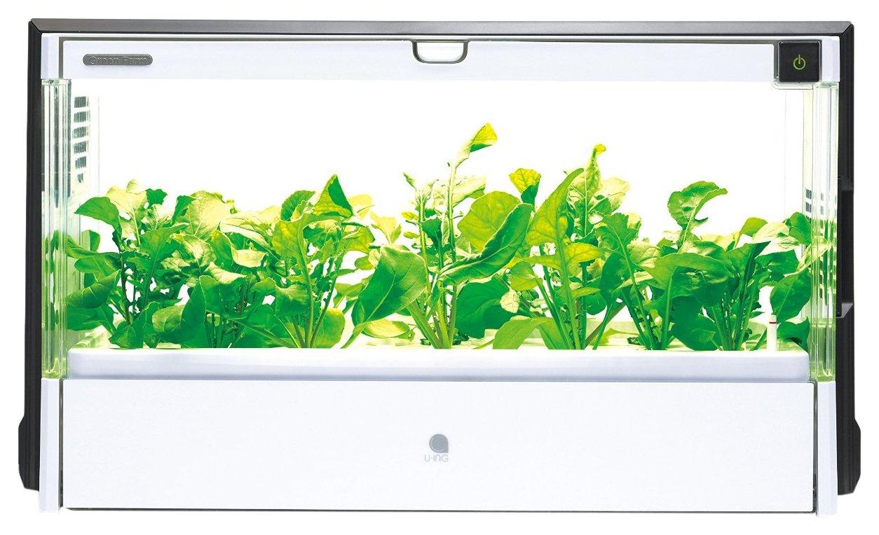 ユーイング水耕栽培キットグリーンファーム