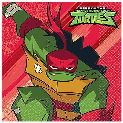 Amazon.com: Rise of the Teenage Mutant Ninja Turtles Lunch ...