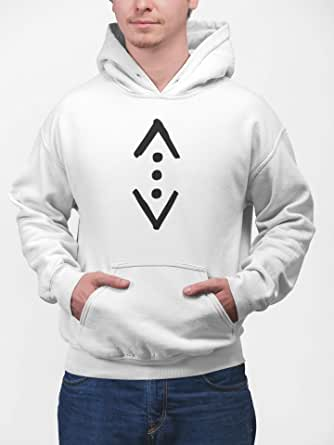 white pullover hoodie cukur design