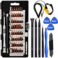 Kaisi 70 in 1 Precision Screwdriver Set Professional Electronics Repair Tool Kit with 56 Bits Magnetic Driver Kit, Anti…