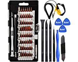 Kaisi 70 in 1 Precision Screwdriver Set Professional Electronics Repair Tool Kit with 56 Bits Magnetic Driver Kit, Anti Stati