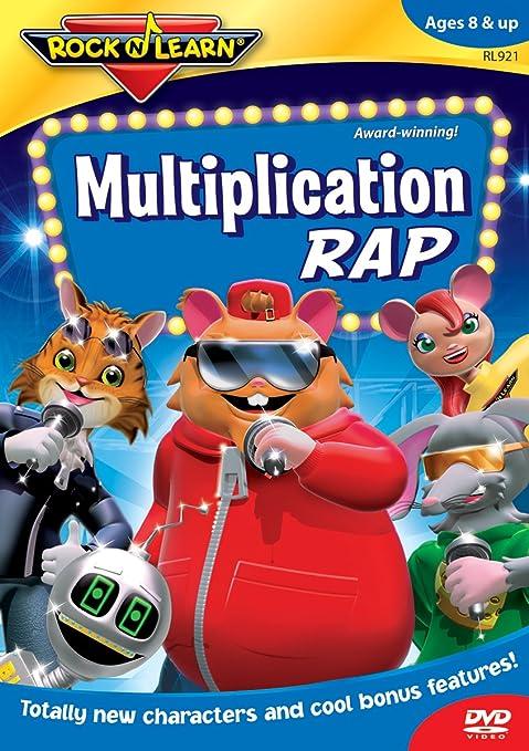 Amazon.com: Rock 'N Learn: Multiplication Rap: Rock 'N Learn ...