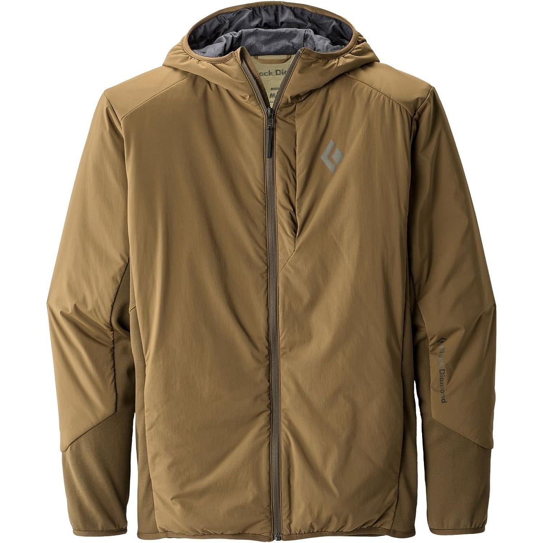 ブラックダイヤモンド メンズ ジャケット&ブルゾン First Light Hybrid Hooded Jacket Men's [並行輸入品] B07BVTM6PY