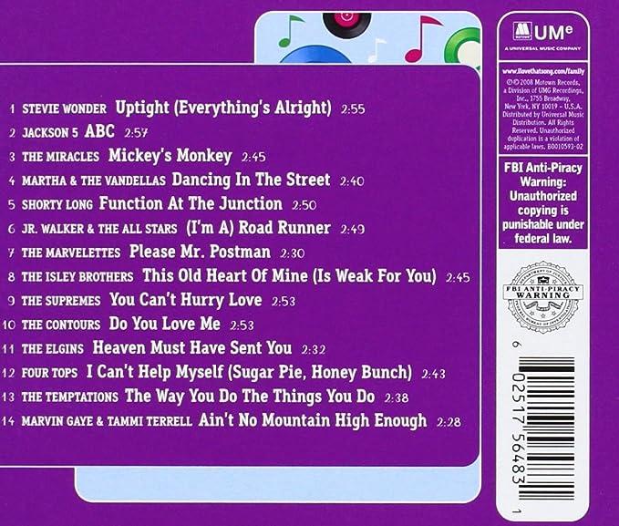 Universal Music CD Teaching Material (M14053)