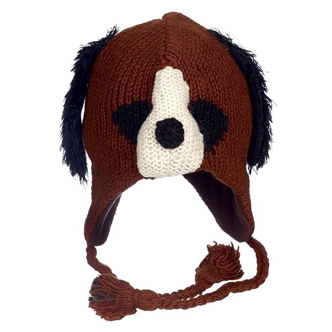 miglior valore Liquidazione del 60% qualità affidabile Divertente cappello di lana invernale, fatto a mano, con rivestimento in  pile, per cani o altri animali, unisex