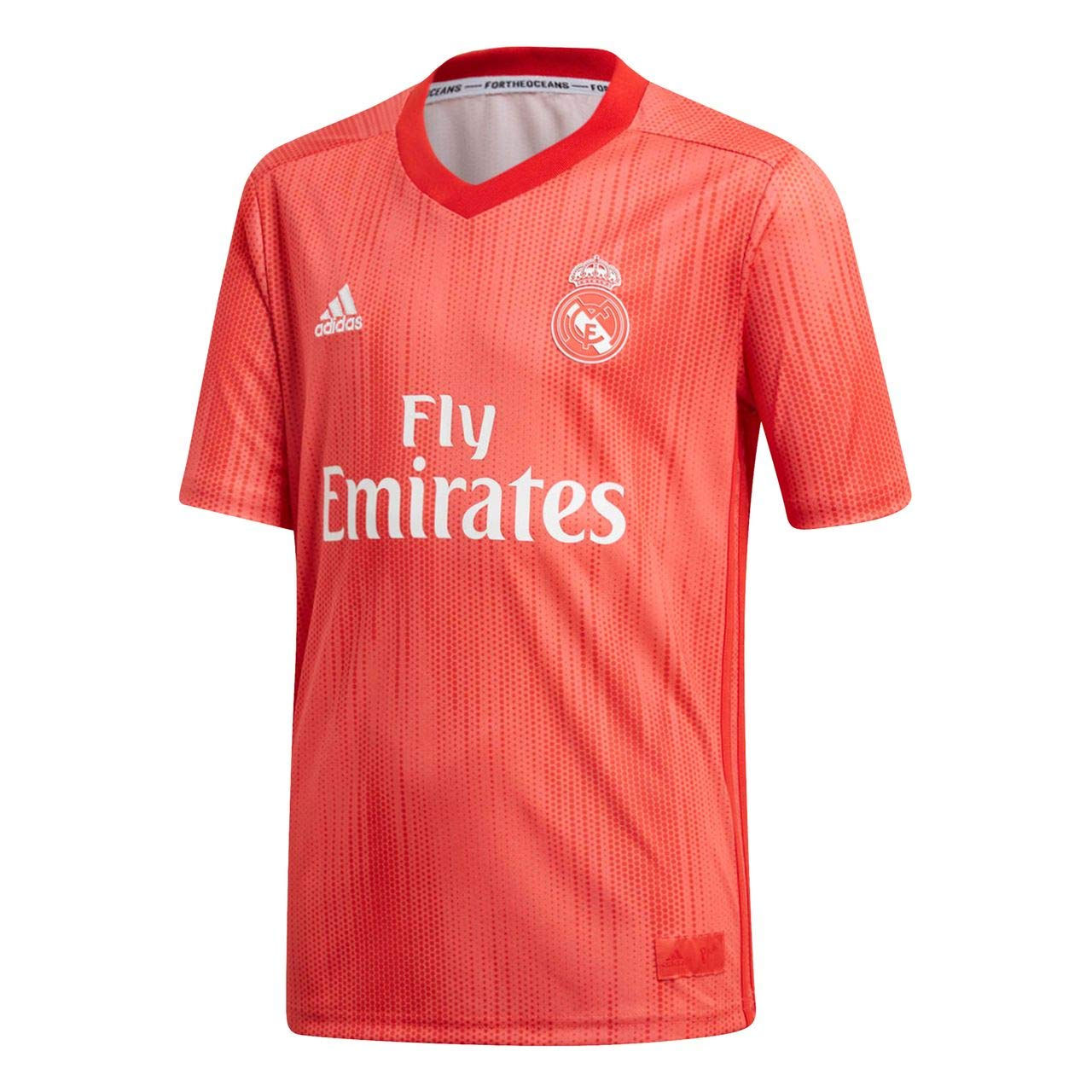 e98bdbd4b7f Amazon.com : adidas 2018-2019 Real Madrid Third Full Kit (Kids) : Sports &  Outdoors