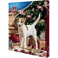 Trixie 9268 TRIXIE adventskalender för hundar, 30 × 34 × 3,5 cm