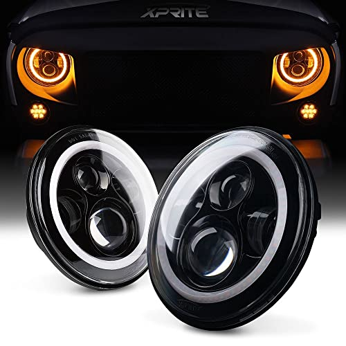 Xprite LED Halo Headlights