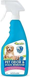 Star brite Multi-Surface Pet Odor & Stain Remover Spray - Triple Enzyme Neutralizer
