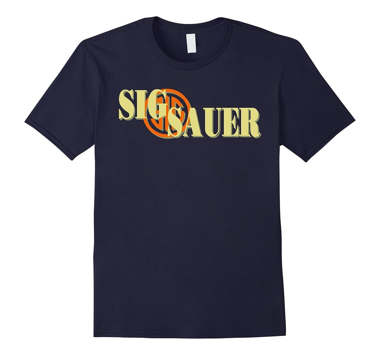 Men's SIG SAUER Classic Logo For 2016 T-Shirt - (ORIGINAL)-BN