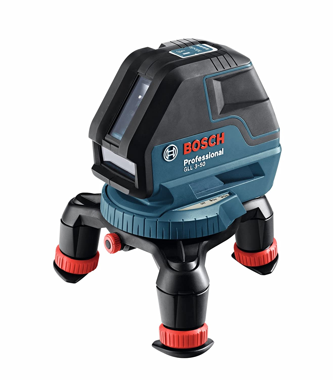 Bosch Three Line Laser with Layout Beam GLL 3 50