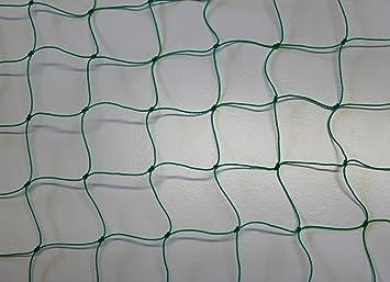 Geflügelzaun Geflügelnetz Weidezaun 0,90 m x 16,00 m  grün  Masche 5 cm