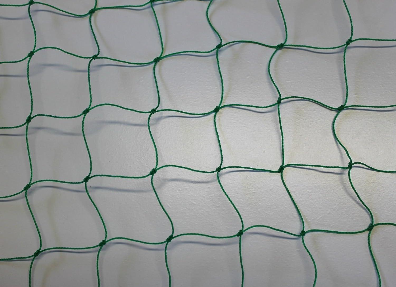 Ballnetz Höhe 3 00 m grün Ballfangnetz Fangnetz