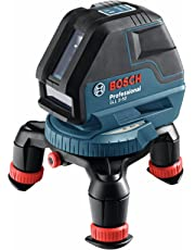 Bosch GLL 3-50 Three-Line Laser with Layout Beam and L-Box