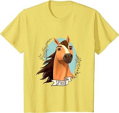 Camiseta Spirit Riding Free