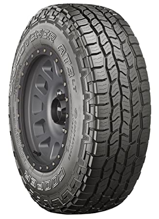 265 70r17 All Terrain Tires >> Amazon Com Cooper Discoverer At3 Lt All Terrain Radial