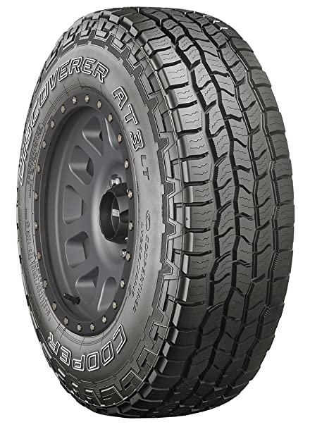 Amazoncom Cooper Discoverer At3 Lt All Terrain Radial Tire 265