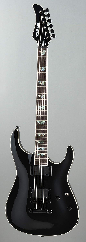 GUITARRA FERNANDES REVOLVER DLX 08 BLACK: Amazon.es: Instrumentos ...
