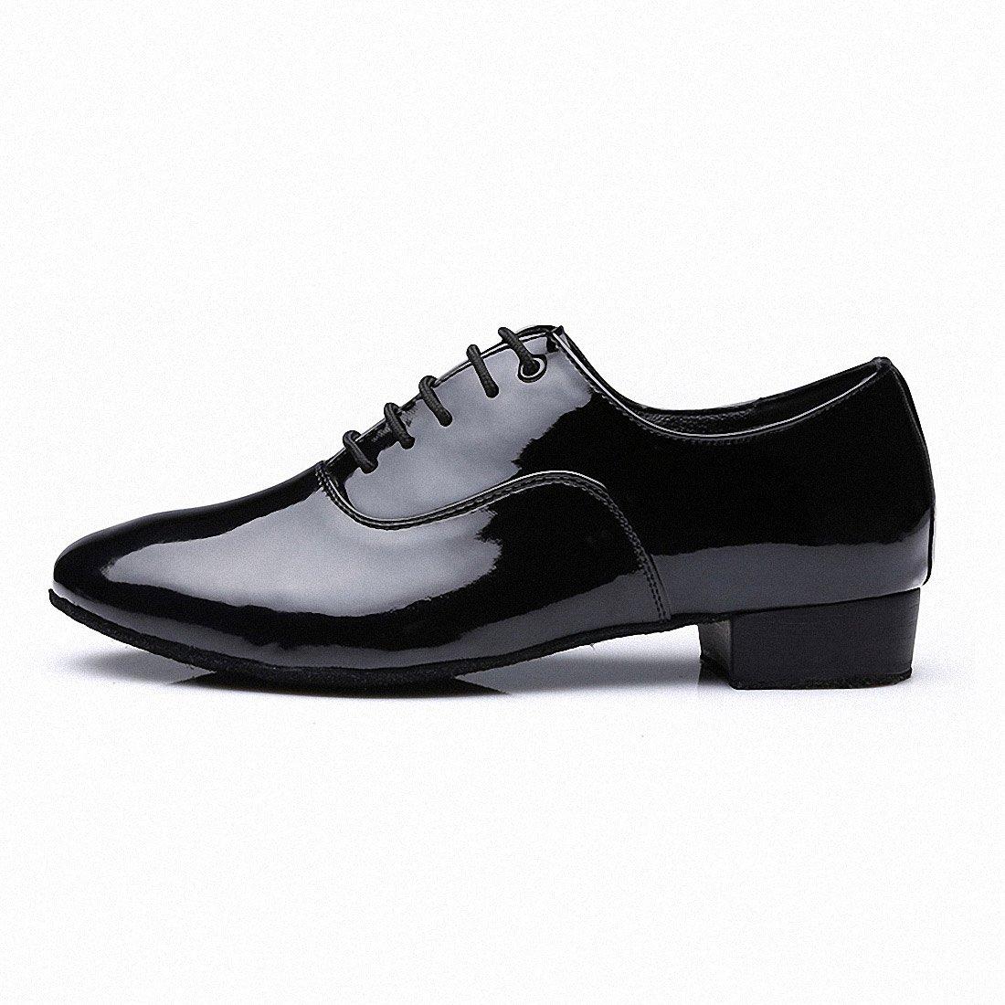 a8982f15739d Da uomo Latin Jazz scarpe da ballo fondo morbido nero scarpe ballo moderna  scarpe da ballo, ...