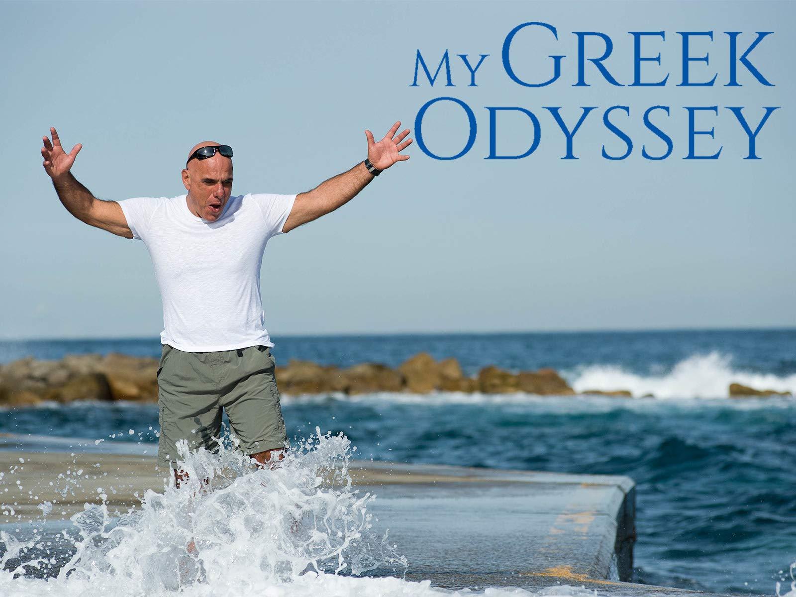 My Greek Odyssey on Amazon Prime Video UK
