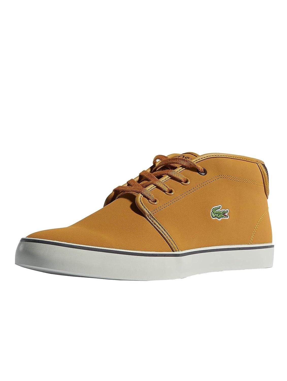 Lacoste Unisex Calzado/Zapatillas de Deporte Ampthill 318 1 CAJ 39 EU|Beis