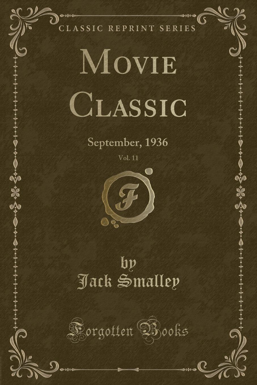 Download Movie Classic, Vol. 11: September, 1936 (Classic Reprint) pdf
