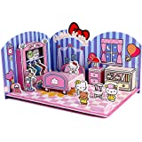 e1dfa7ecc Hello Kitty 3D Scene Puzzle - The Bedroom of The Home, Suitable for 4-