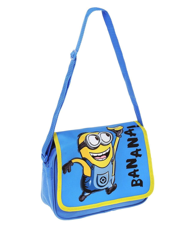 Minions Despicable Me Chicos Bolsa - Azul DM1