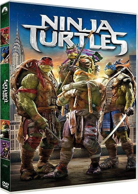 Ninja Turtles [Italia] [DVD]: Amazon.es: Megan Fox, Will ...