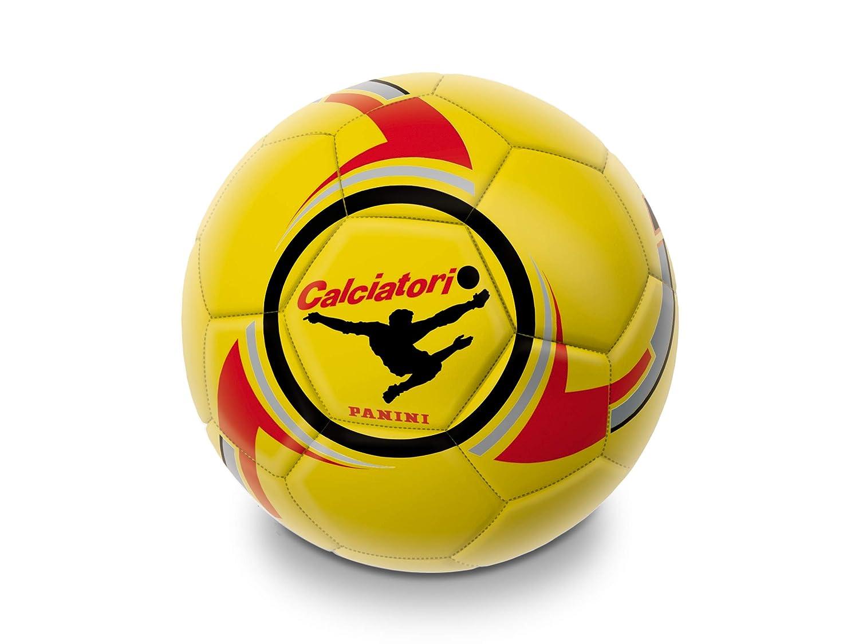 Mondo-13906 Panini - Balón de fútbol, Color Amarillo, 13906 ...