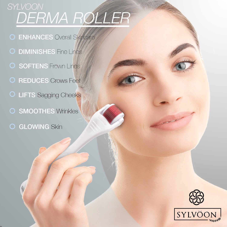derma rolling face