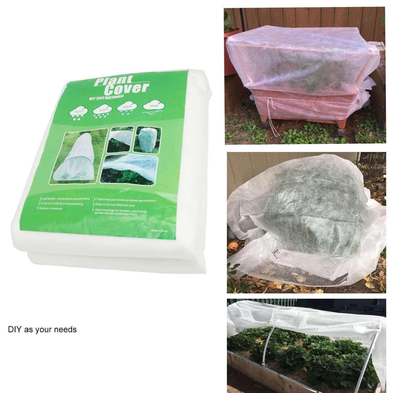 Amazon.com: Gardaner Fundas para plantas de protección ...