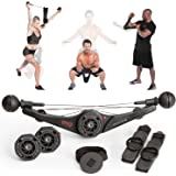 OYO Personal Gym - Total Body Strength Training for Arms, Chest, Back, Core, Abs and Legs