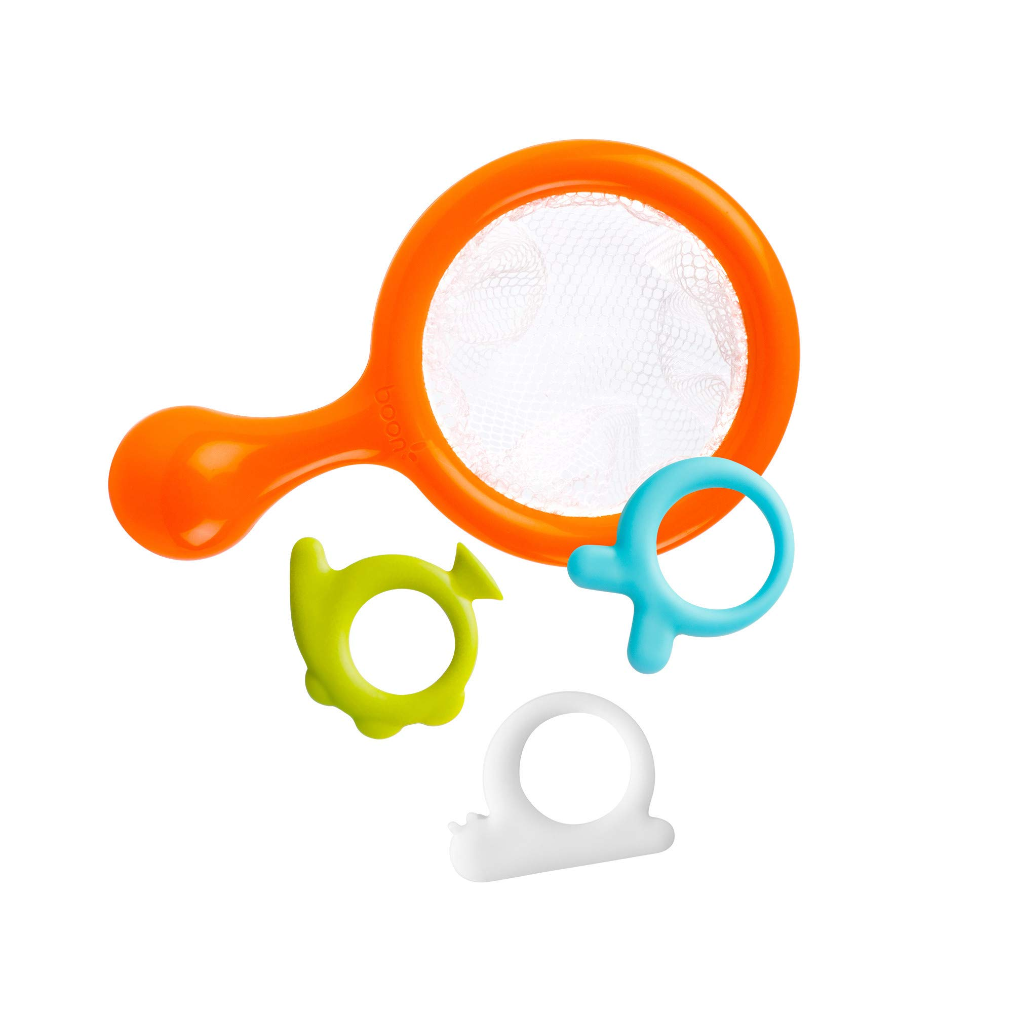 Boon Water Creatures Floating Bath Toys and Net